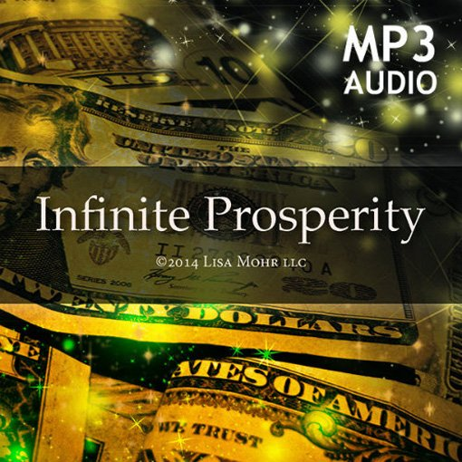 Meditation – Infinite Prosperity (mp3)