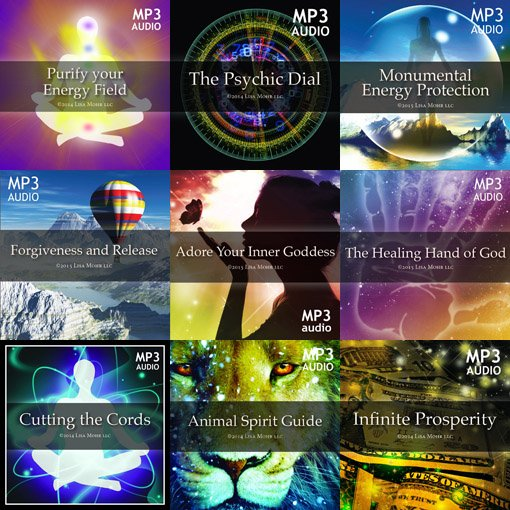 Meditation Bundle (mp3)