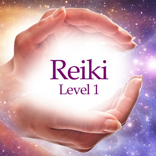REIKI Level 1 (Live Training)