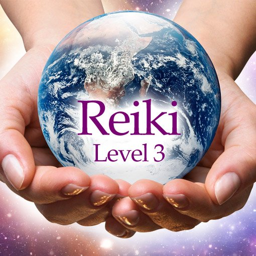 REIKI Level 3 (Live Training)