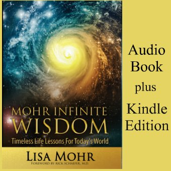 Mohr Infinite Wisdom (Audiobook & Ebook)