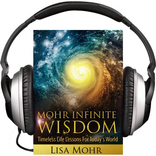 Mohr Infinite Wisdom (Audiobook)