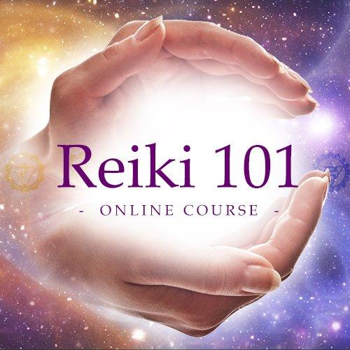 Reiki 101 (Online Course)