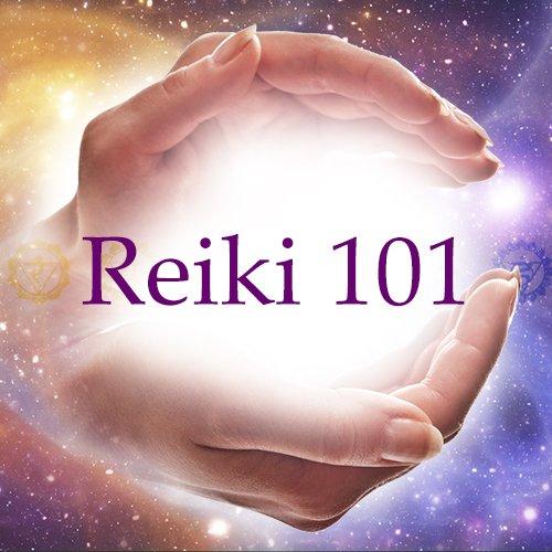 Reiki 101 Online Course - Energy Healing