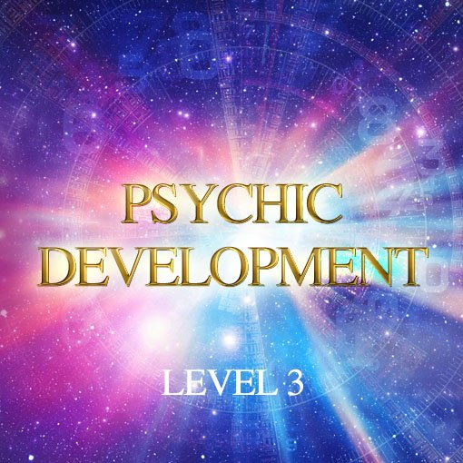 Psychic Development Level 3 (Live Virtual Training)