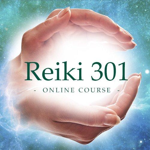 Reiki 301 (Online Course)